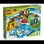 LEGO Duplo Jorden Runt