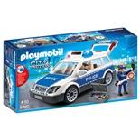 Playmobil Polisbil med Ljud & Ljus