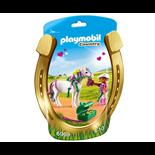 Playmobil Skötare med Hjärtponny