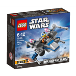 LEGO Star Wars Resistance X-Wing Fighter Microfighters