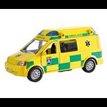 Junior Driver Ambulans med Ljud och Ljus
