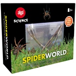 Alga Science Spiderworld
