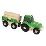 BRIO Traktor med Last