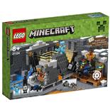 LEGO Minecraft End-Portalen