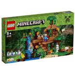 LEGO Minecraft Djungelträdkojan
