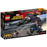 LEGO Marvel Super Heroes Black Panthers Jakt
