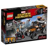 LEGO Marvel Super Heroes Crossbones Riskfyllda Rån