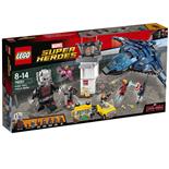 LEGO Marvel Super Heroes Superhjältarnas Flygplatsstrid