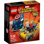 LEGO Marvel Super Heroes Captain America vs. Red Skull