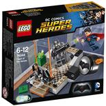 LEGO DC Comics Super Heroes Hjältarnas Sammandrabbning