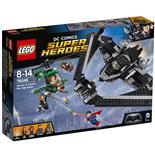 LEGO DC Comics Super Heroes Rättvisans Hjältar Höghöjdsstrid