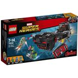 LEGO Marvel Super Heroes Iron Skulls Ubåtsattack