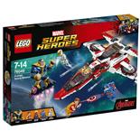LEGO Marvel Super Heroes Avenjets Rymduppdrag