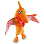 Fiesta Crafts Pterodactyl Dinosaurie Handdocka