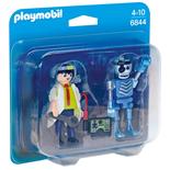 Playmobil Duopack Upptäckare och Robot