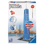 Ravensburger 3D Pussel 216 Bitar One World Trade Center