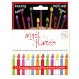 Angel Flames Magic Candels 12 st