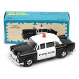 Pennvässare Polisbil
