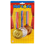 Medaljer 3-pack