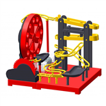 4D Master Amazing MaboRun Big Wheel 03