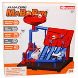 4D Master Amazing MaboRun Shooter Röd 04