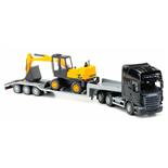 Emek Scania Topline Low Loader & Excavator 1:25