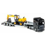 Emek Scania Topline Low Loader & Excavator