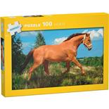 Kärnan Pussel 100 Bitar Horse