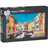 Kärnan Pussel 1500 Bitar Venice Italy