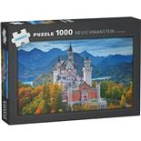 Kärnan Pussel 1000 Bitar Neuschwanstein Germany