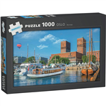 Kärnan Pussel 1000 Bitar Oslo Norway