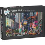 Kärnan Pussel 500 Bitar New York Times Square