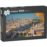 Kärnan Pussel 1000 Bitar Paris Seine
