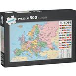 Kärnan Pussel 500 Bitar Europe