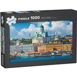 Kärnan Pussel 1000 Bitar Helsinki Finland