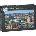 Kärnan Pussel 1500 Bitar Copenhagen Denmark