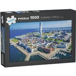 Kärnan Pussel 1000 Bitar Turning Torso Malmö