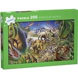 Kärnan Pussel 200 Bitar Dinosaur World