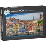 Kärnan Pussel 1000 Bitar Portugal Porto