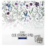 Sense Colouring Pad 30 Sidor