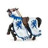 Papo Drakkungen Häst Blå