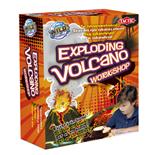 Tactic Wild Sceince Exploding Volcano