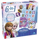 Tactic Disney Frost 6 spel i 1