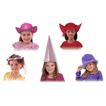 Melissa & Doug Terrific Toppers! Dress-up Hats