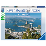 Ravensburger Pussel 1500 Bitar View of Rio