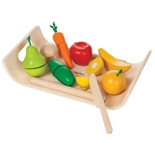 PlanToys Assorted Fruit & Vegetable