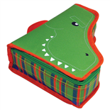 Neat-Oh Plaid Pals Danny Dinosaur Lunch Box