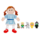 Fiesta Crafts Trollkarlen Från Oz Handdocka & Fingerdockor