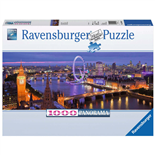 Ravensburger Pussel 1000 Bitar London at Night Panorama