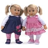 Dolls World Docka Emma 41 cm 1 st